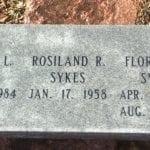 Flat Grave Marker For Multiple People